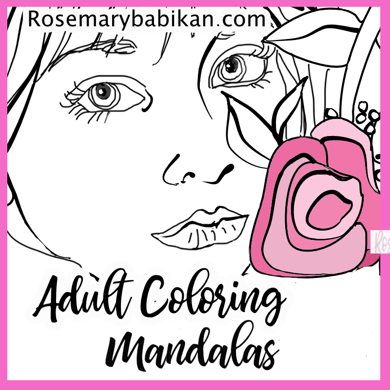 Adult Coloring Mandalas